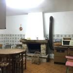 Cucina rustica piano terra